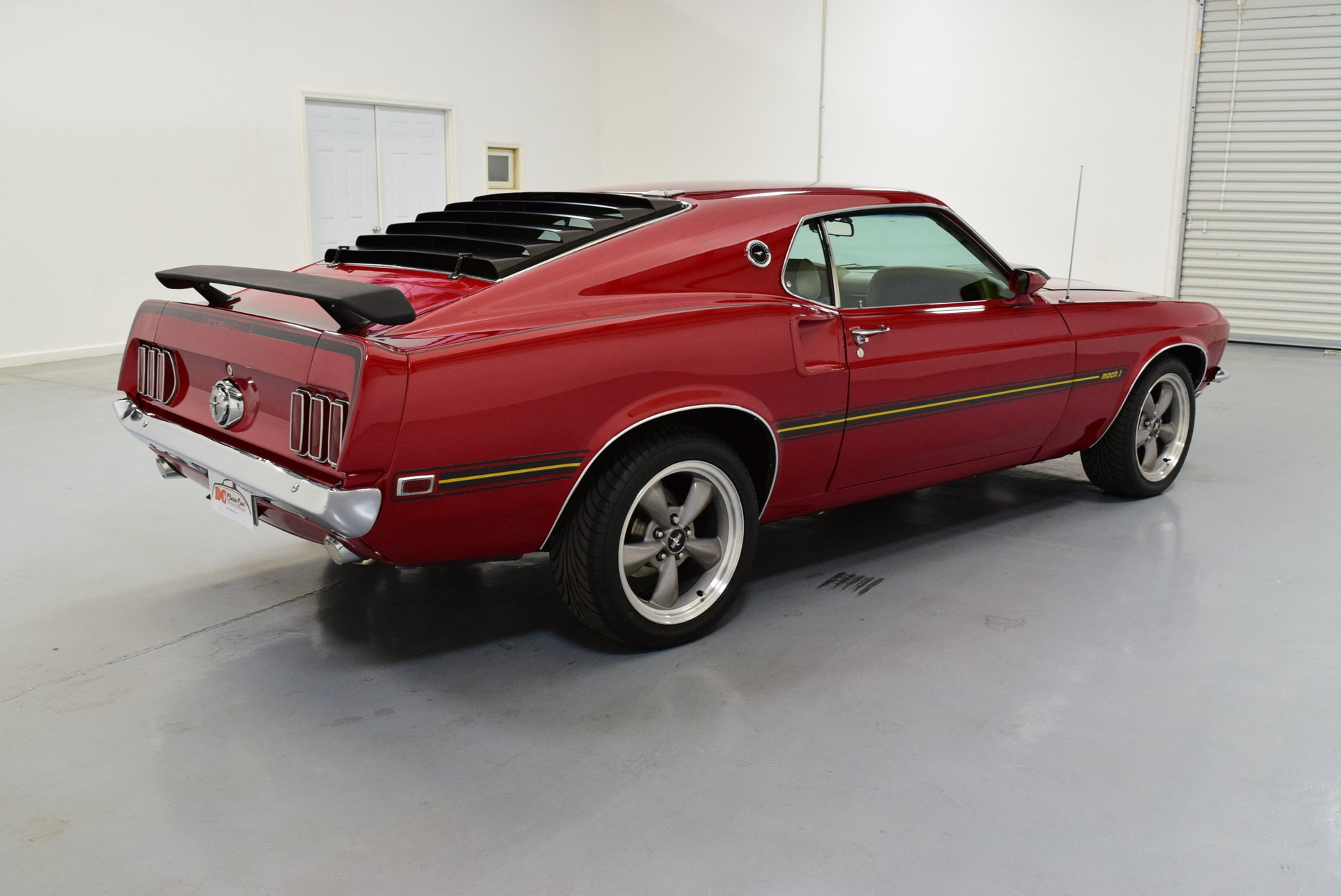 1969 Ford Mustang Shelton Classics Performance Mach 40