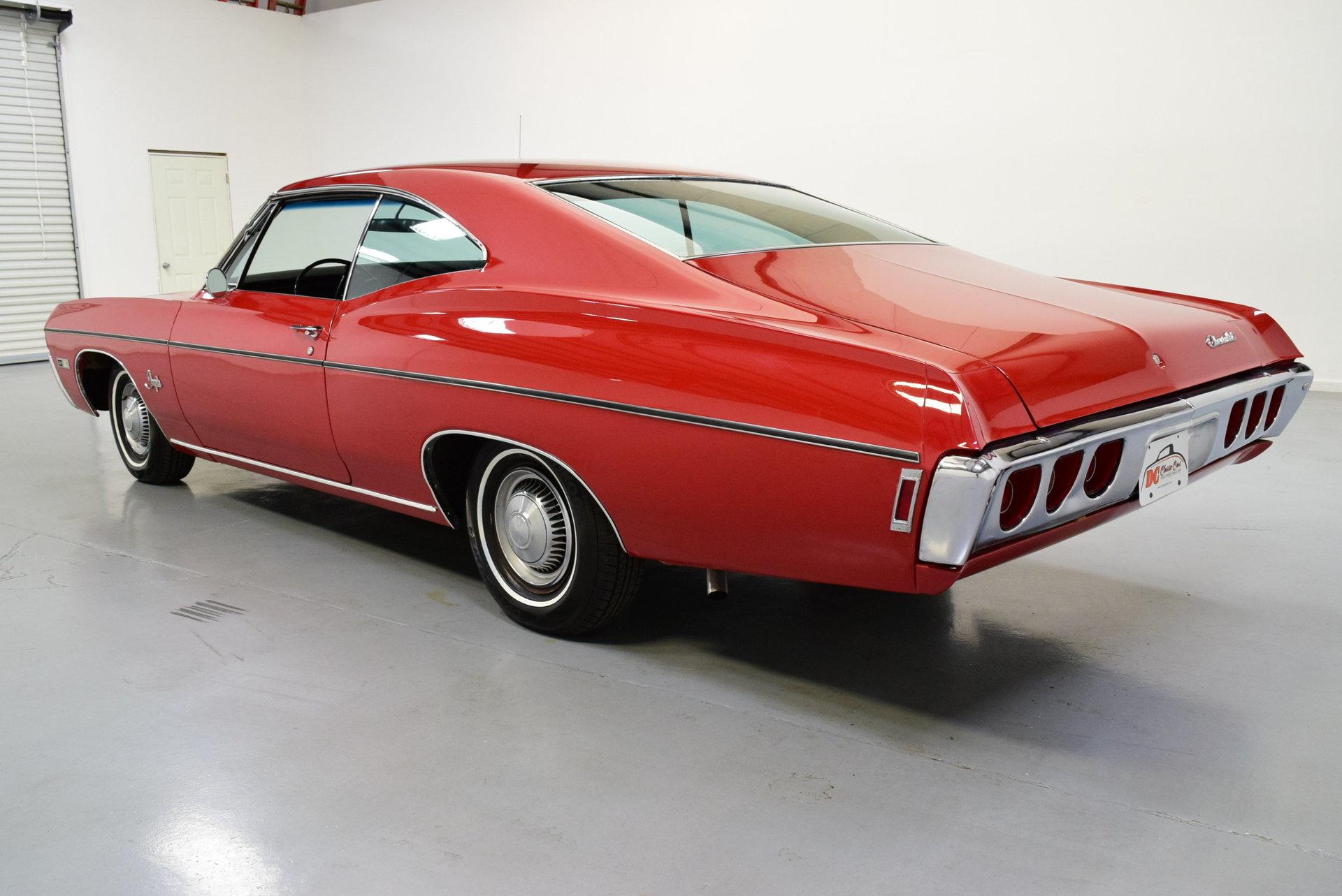 1968 Chevrolet Impala Shelton Classics Performance 2 Door