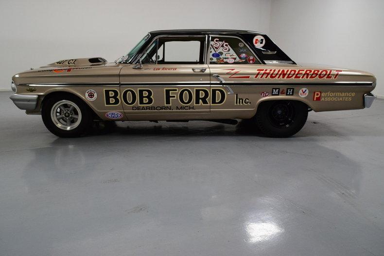 1964 ford fairlane thunderbolt tribute ebay for Thunderbolt motors and transmissions