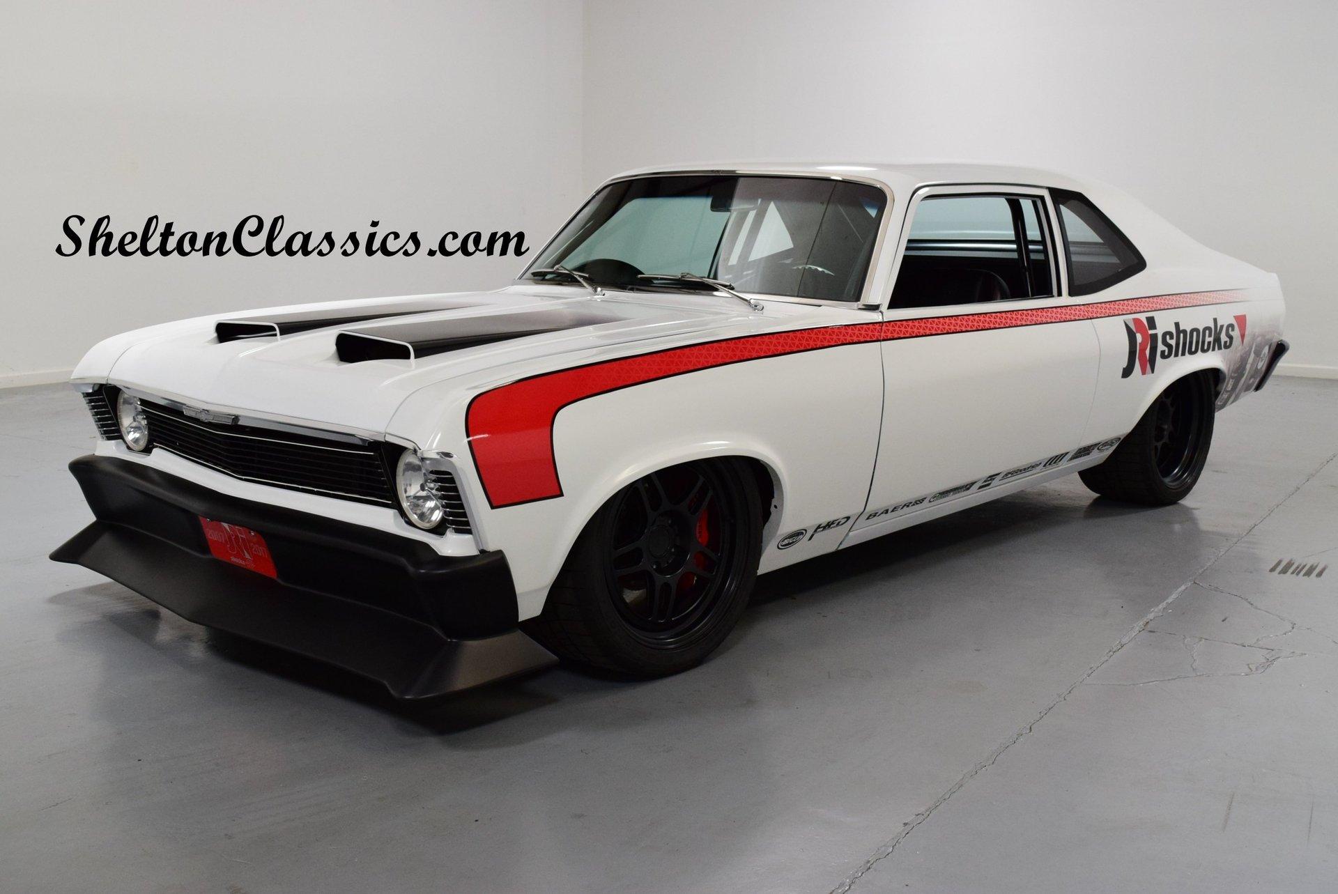1970 Chevrolet Nova Shelton Classics