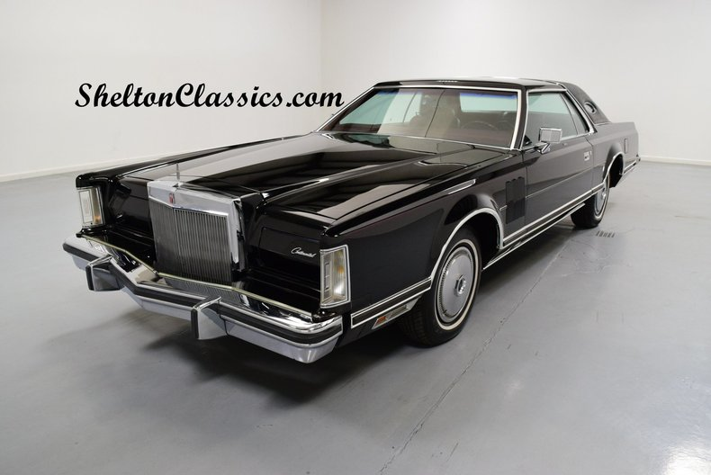1978 lincoln continental my classic garage. Black Bedroom Furniture Sets. Home Design Ideas
