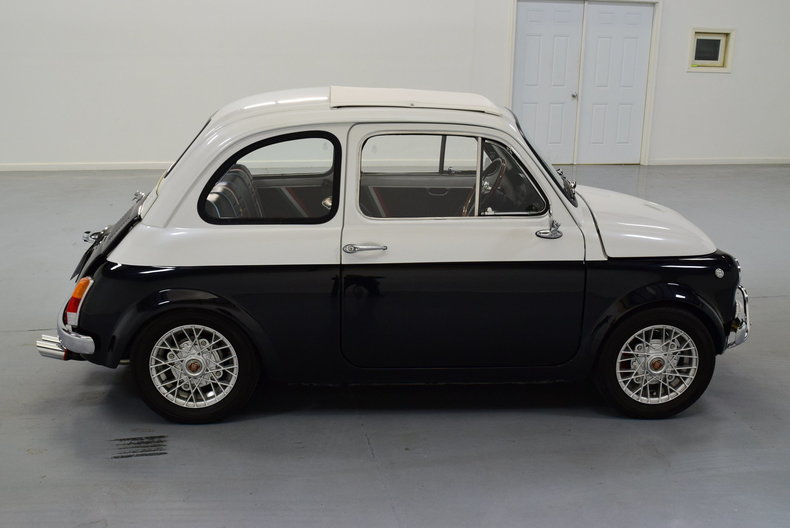 1971 fiat 500 my classic garage. Black Bedroom Furniture Sets. Home Design Ideas