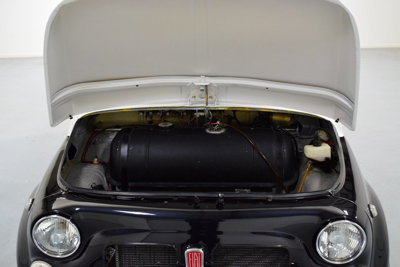1971 1971 Fiat 500 For Sale