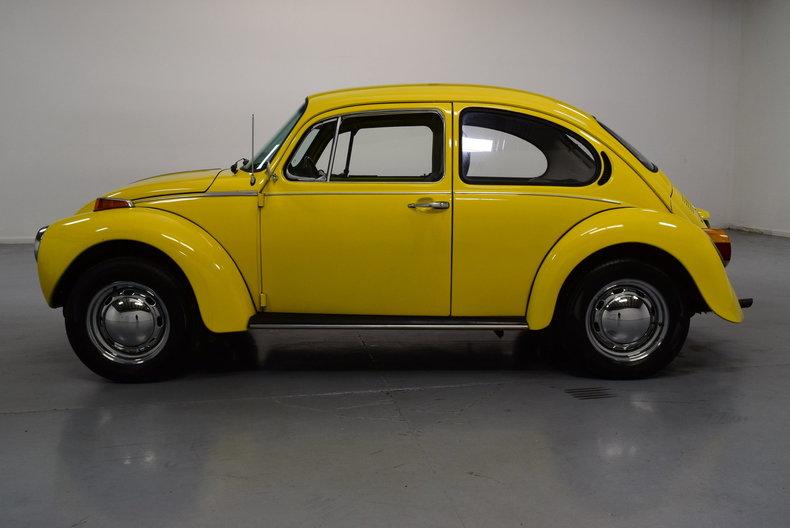 1974 volkswagen super beetle for sale 78994 mcg. Black Bedroom Furniture Sets. Home Design Ideas