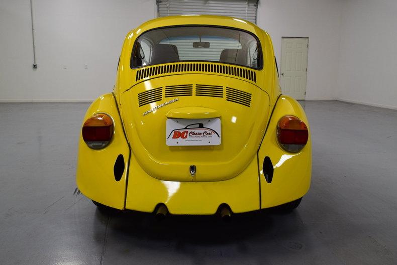 1974 volkswagen super beetle my classic garage for Garage volkswagen 33