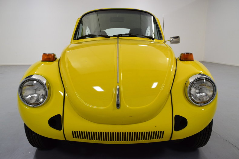 1974 Volkswagen Super Beetle | Shelton Classics & Performance