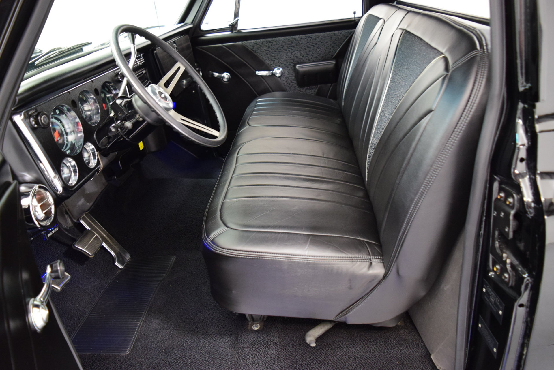 1968 Chevrolet C10 Shelton Classics Performance Chevy Stepside
