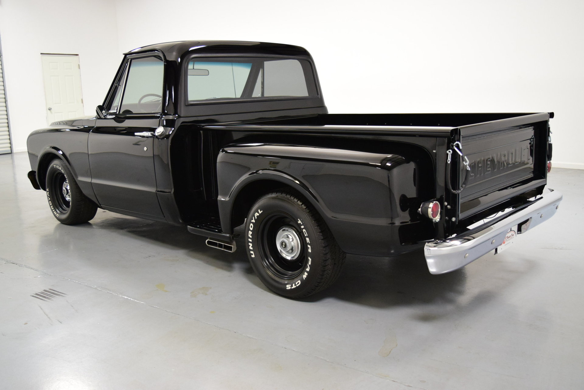 1968 Chevrolet C10 Shelton Classics Performance Chevy Pickup Truck For Sale