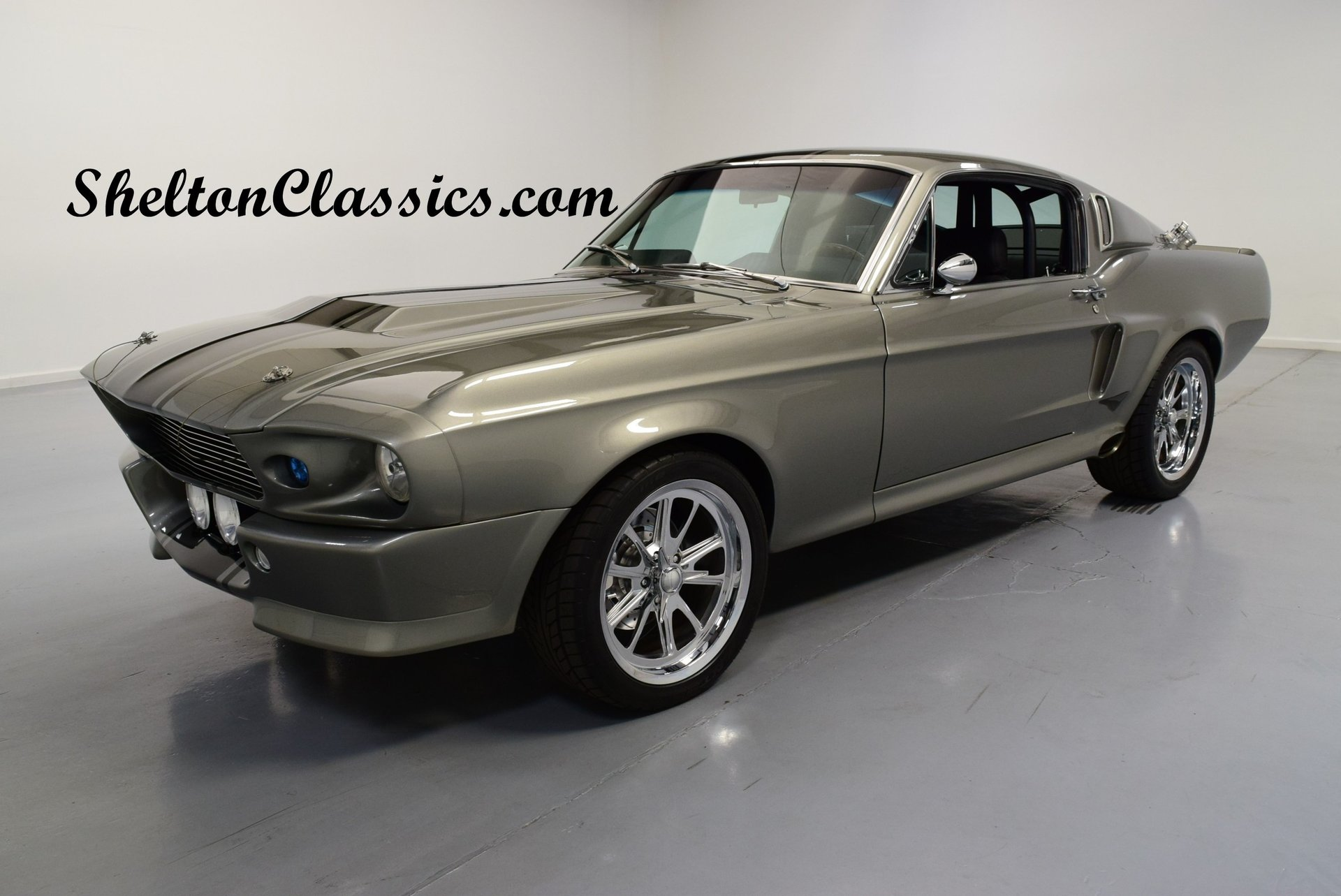 1967 ford mustang gt500e eleanor for sale 79374 mcg. Black Bedroom Furniture Sets. Home Design Ideas