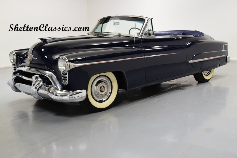 1950 Oldsmobile Futuramic 98