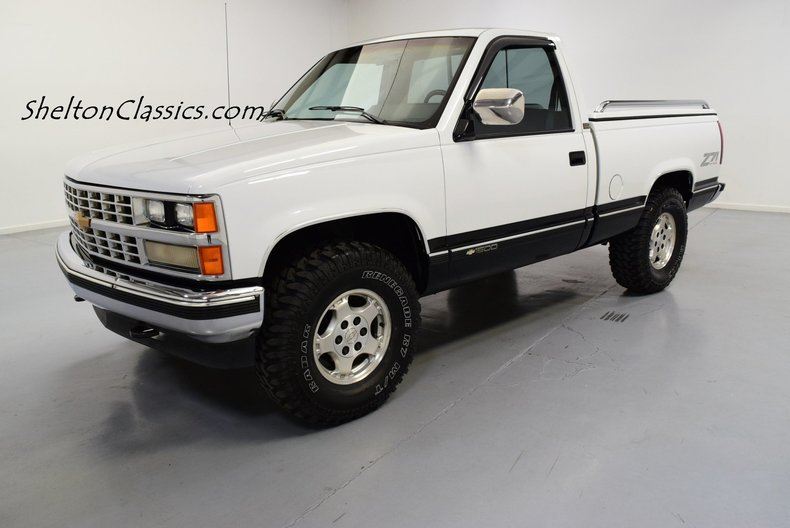 1989 Chevrolet K-1500