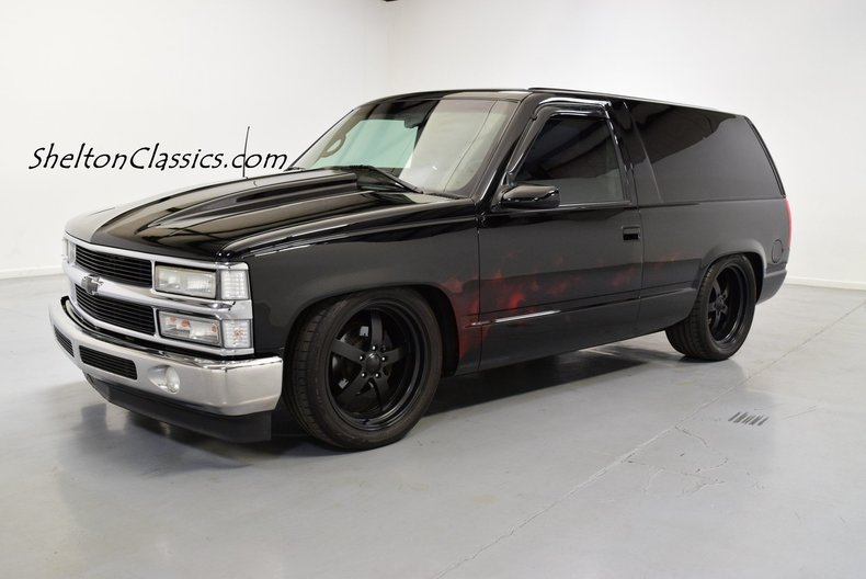 1997 chevrolet tahoe shelton classics performance. Black Bedroom Furniture Sets. Home Design Ideas