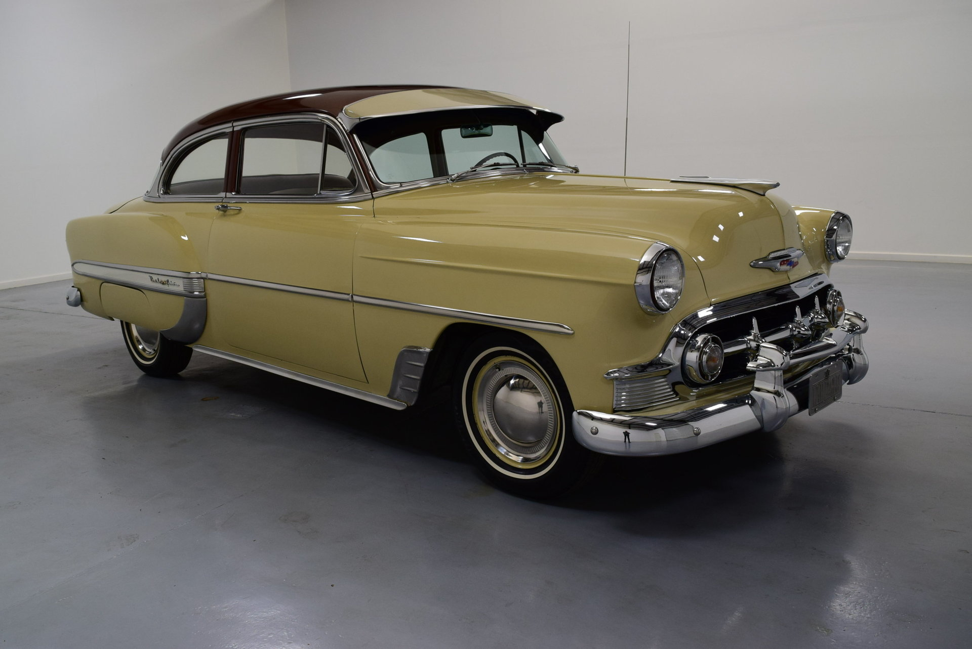 1953 Chevrolet Bel Air Berlin Motors Chevy For Sale