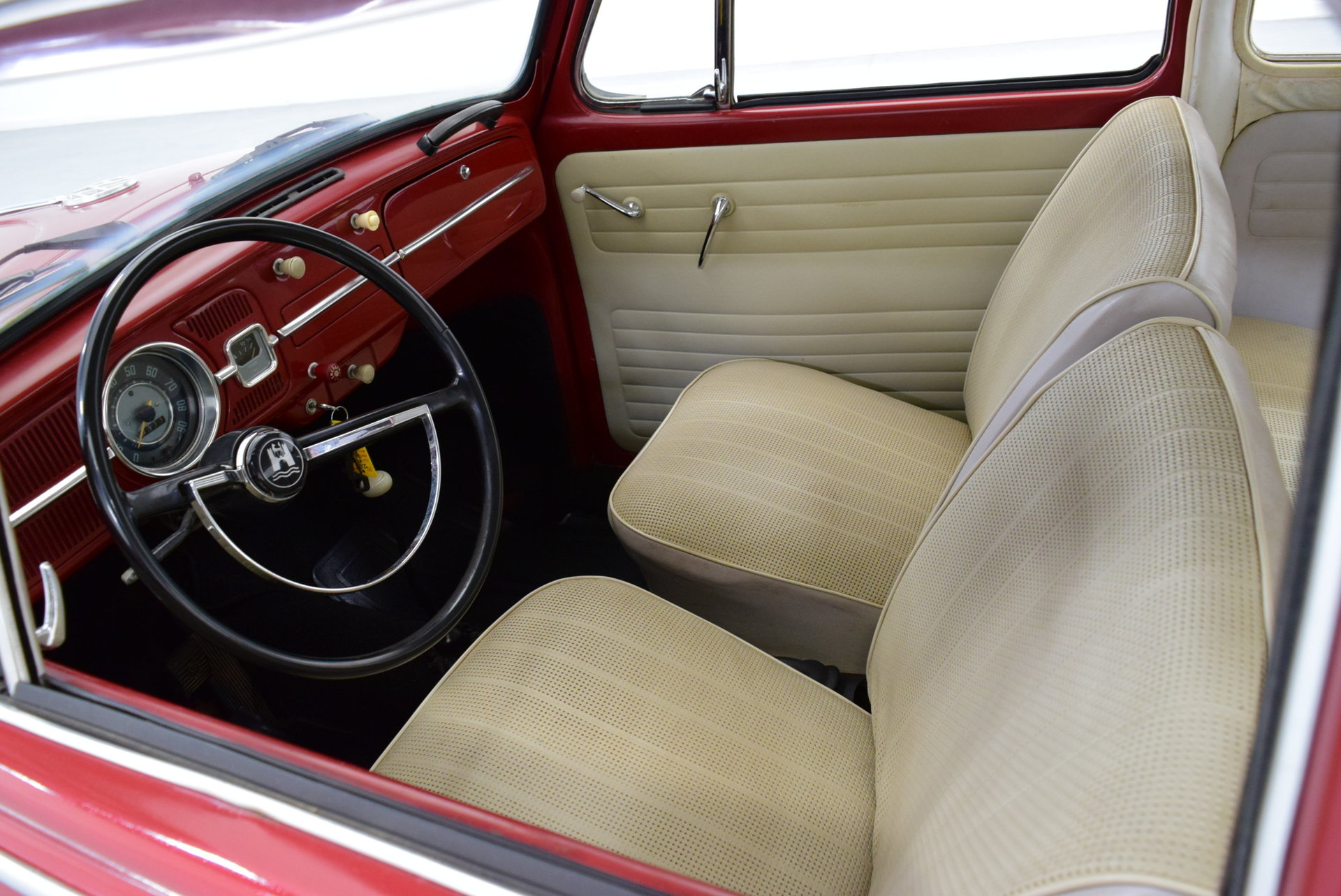 1966 Volkswagen Beetle For Sale 89929 Mcg 1960 Interior