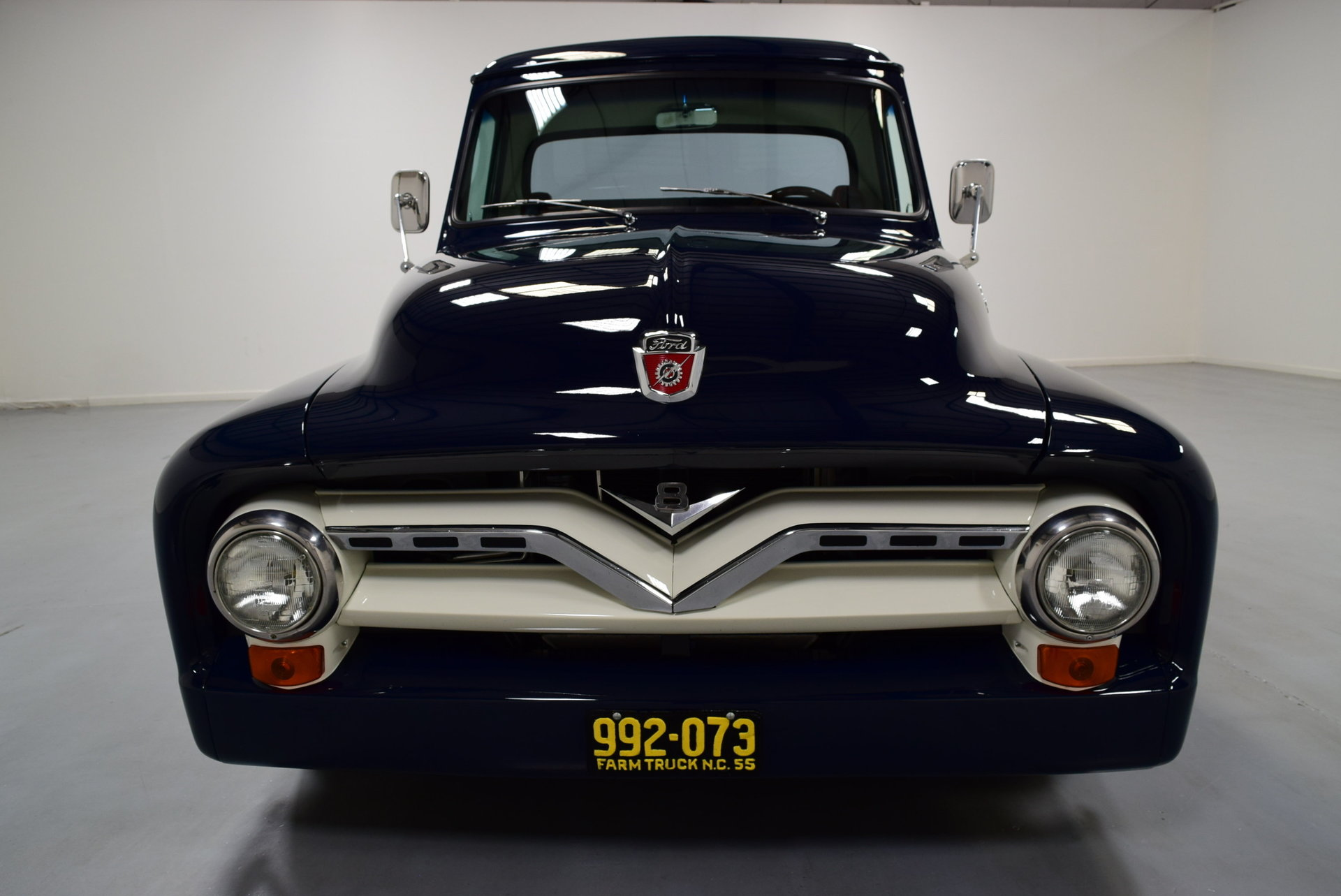 1955 Ford F100 Shelton Classics Performance Running Board