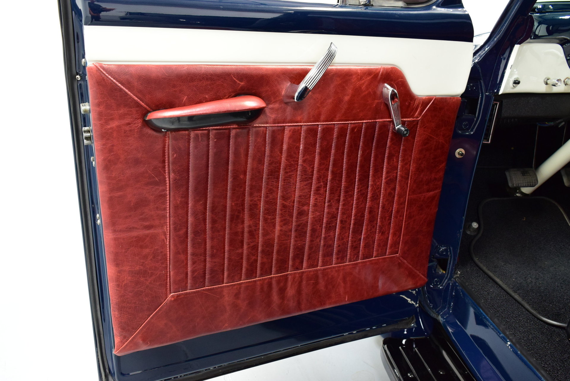 1955 Ford F100 Radiator Is Your Car Side View Source For Sale 91520 Mcg