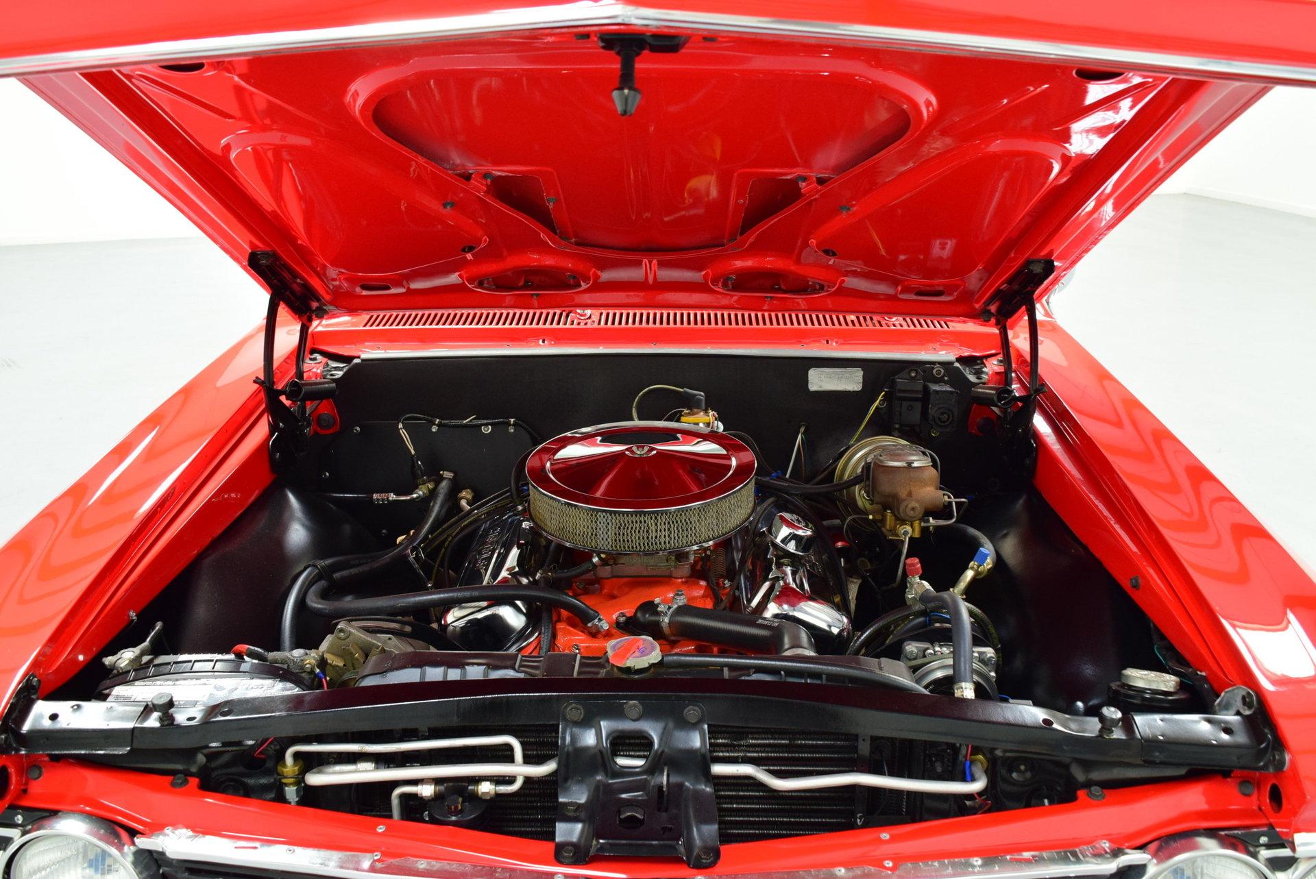 1966 Chevrolet Chevelle Shelton Classics Performance Ss 396