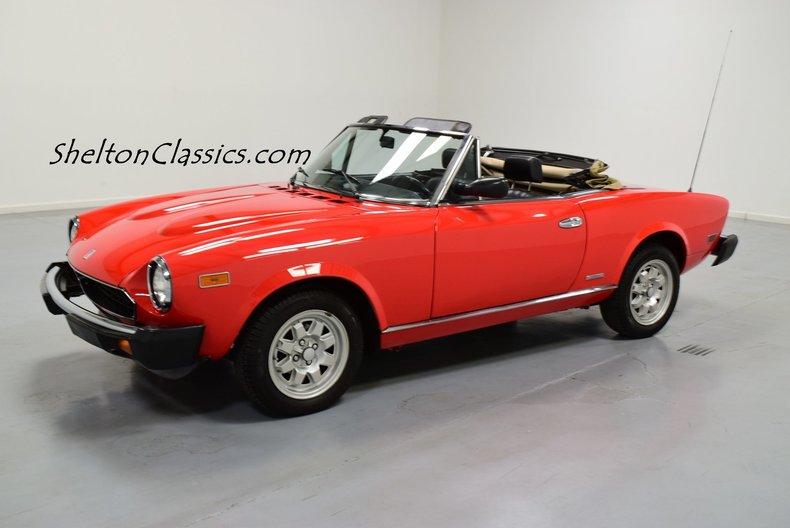 1984 Fiat Azzurra
