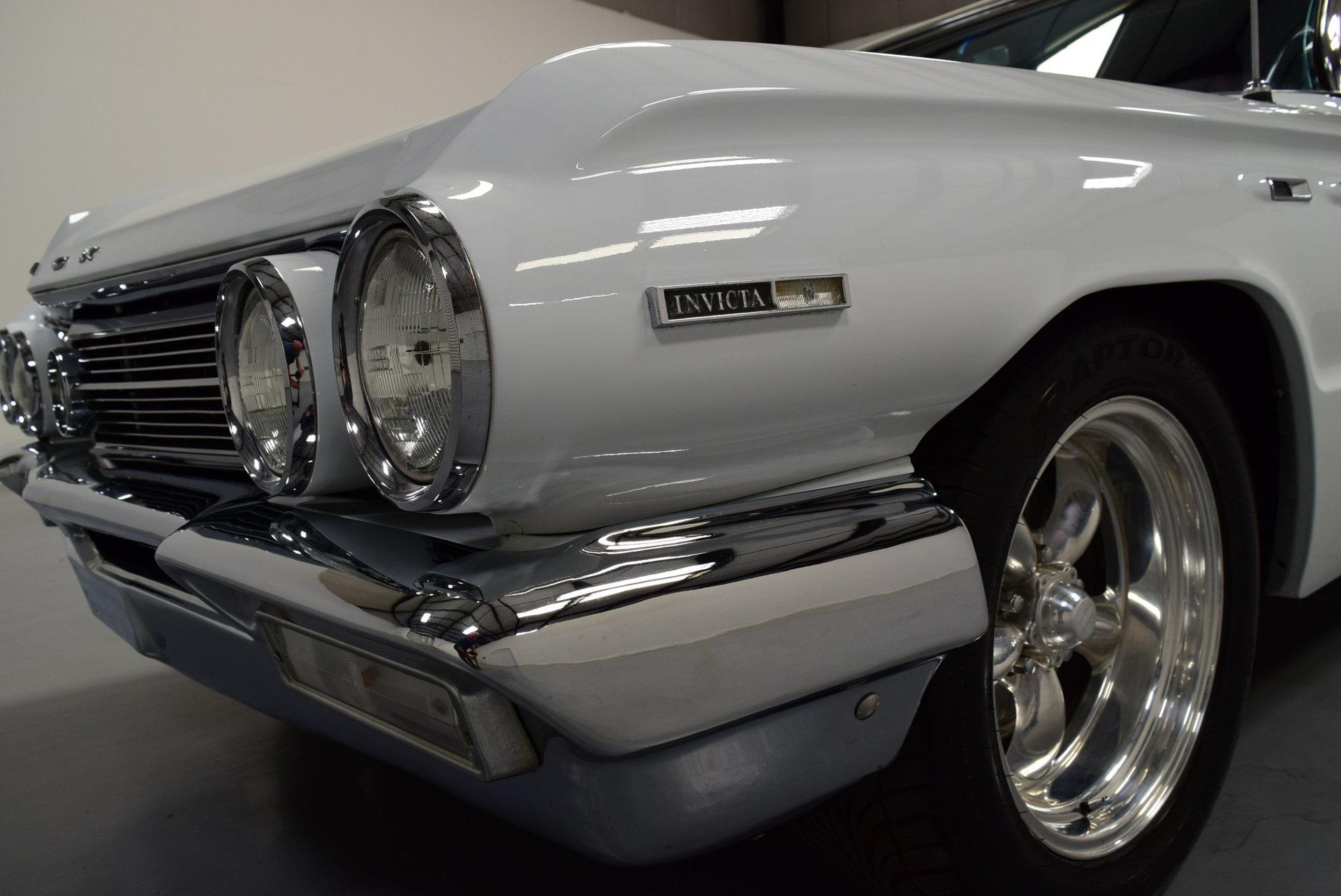 1962 Buick Invicta Shelton Classics Amp Performance
