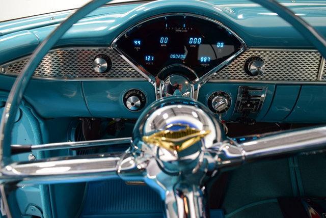 1955 Chevrolet Bel Air Shelton Classics Amp Performance