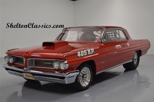 1962 Pontiac Grand Prix Pro Stock