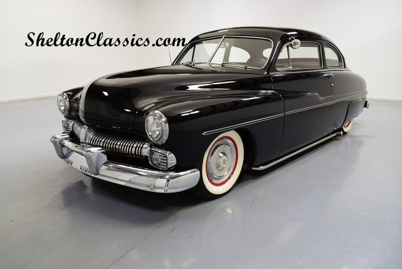 1950 Mercury 2 Door Coupe & 1950 Mercury 2 Door Coupe | Shelton Classics u0026 Performance