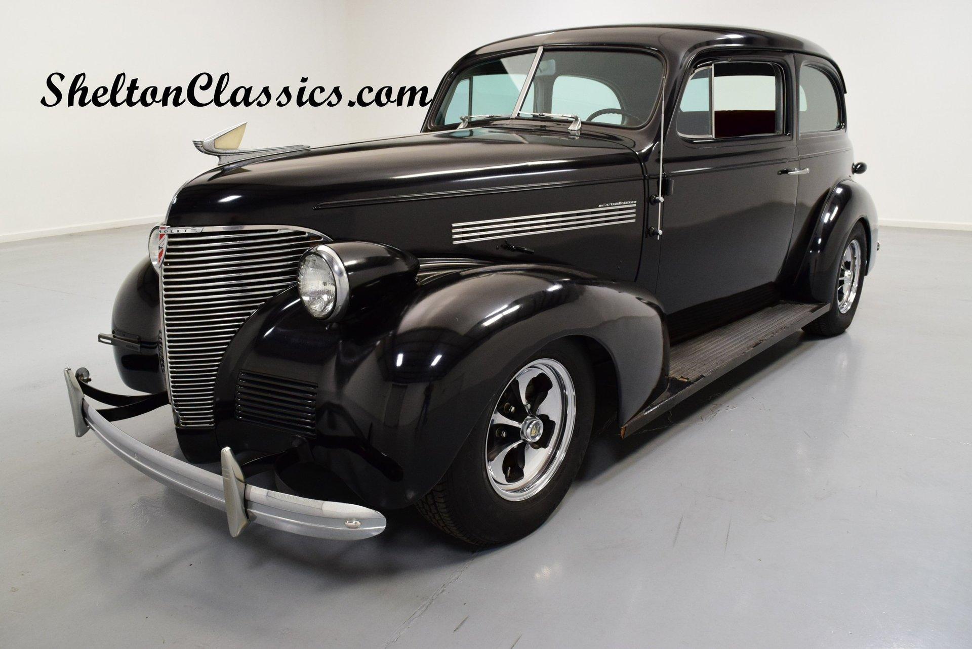 1939 chevrolet master deluxe shelton classics for 1939 chevy master deluxe 4 door