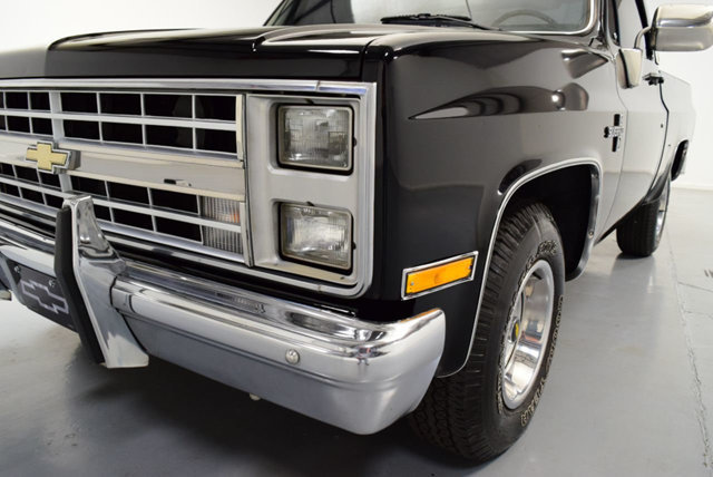 1986 Chevrolet C10 Shelton Classics Amp Performance
