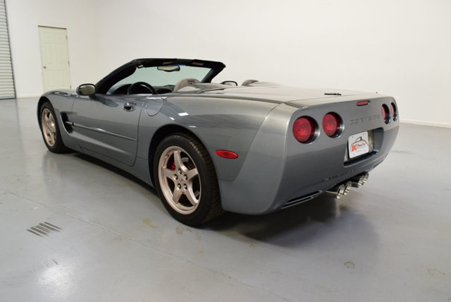 2004 chevrolet corvette for sale 66216 mcg. Black Bedroom Furniture Sets. Home Design Ideas