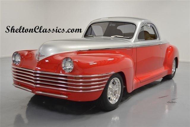 1942 Chrysler New Yorker