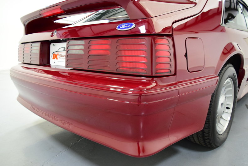 1989 ford mustang 5 0 gt for sale 67499 mcg for Cars financial shelor motor mile
