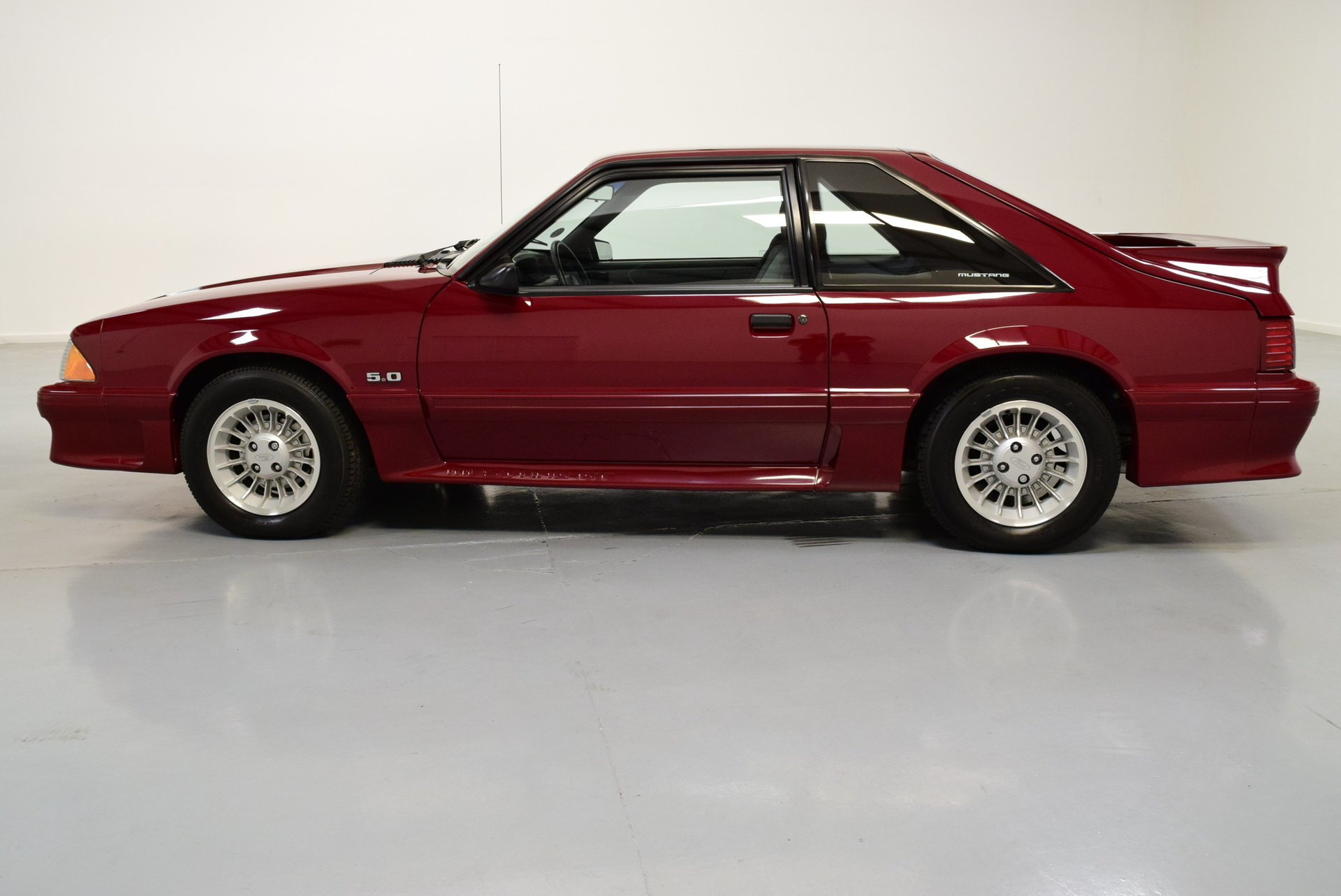 1989 Ford Mustang 5 0 Gt For Sale 67499 Mcg