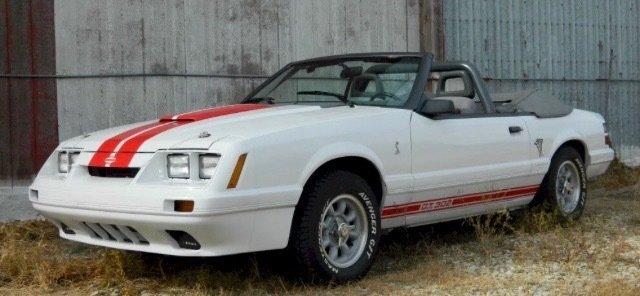 17357033ab84 hd 1985 ford mustang predator convertible