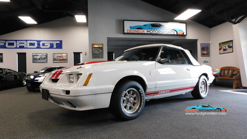 1985 Ford Mustang Predator For Sale