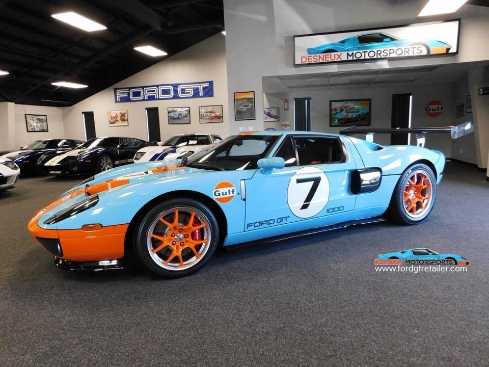Ford Ford Gt