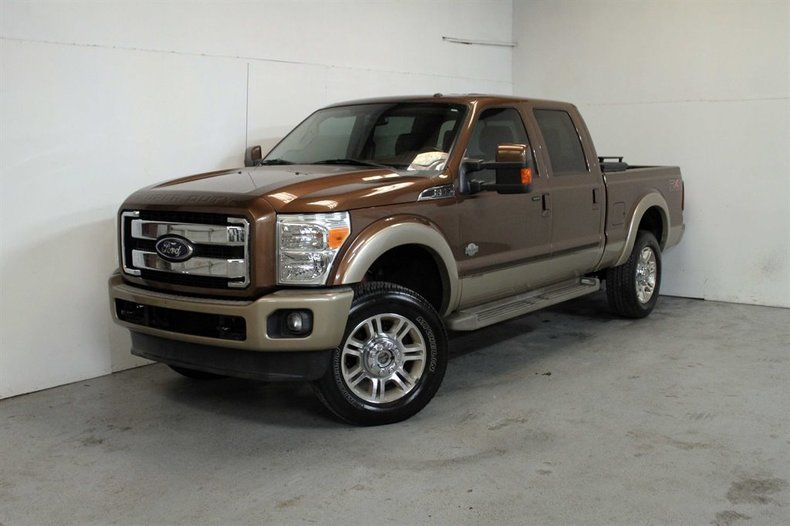 2011 Ford F350sd