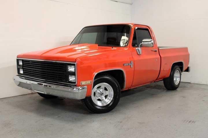 1984 Chevrolet C/K10