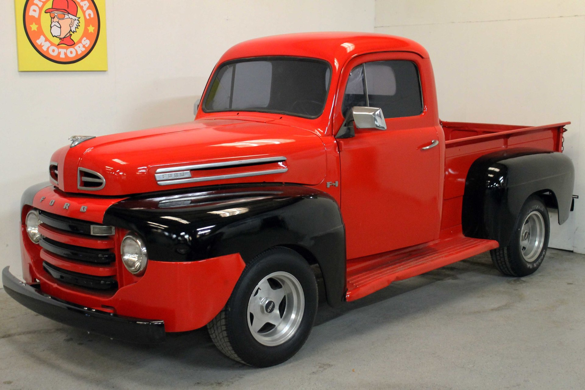1948 Ford F1 Dicky Mac Motors Pickup Truck For Sale