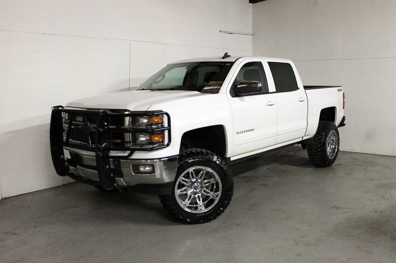 2015 chevrolet silverado 1500 lt for sale 79311 mcg. Black Bedroom Furniture Sets. Home Design Ideas