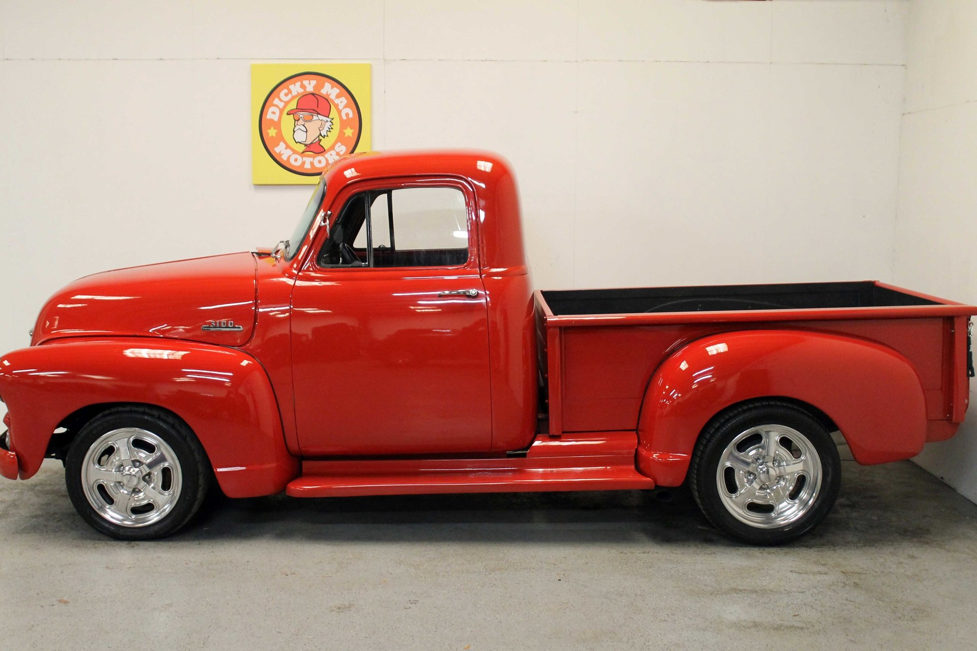 1954 Chevrolet 3100 Dicky Mac Motors Chevy C10 Pick Up For Sale