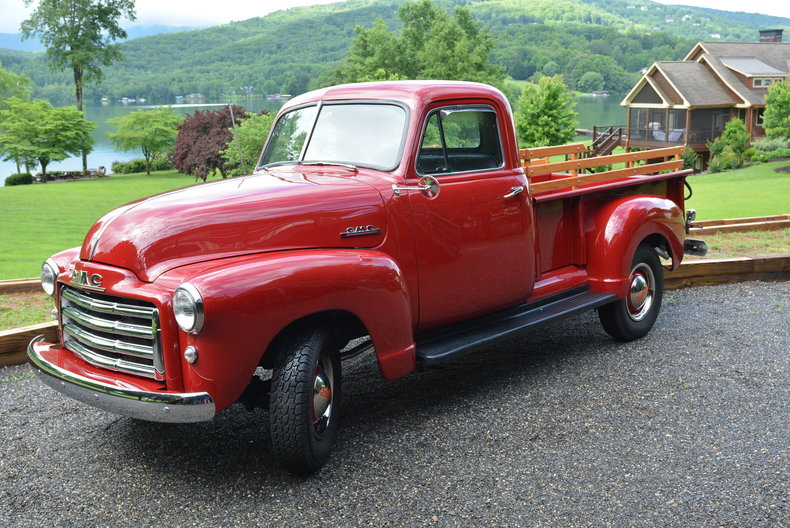 1951 GMC 1/2 Ton Pickup