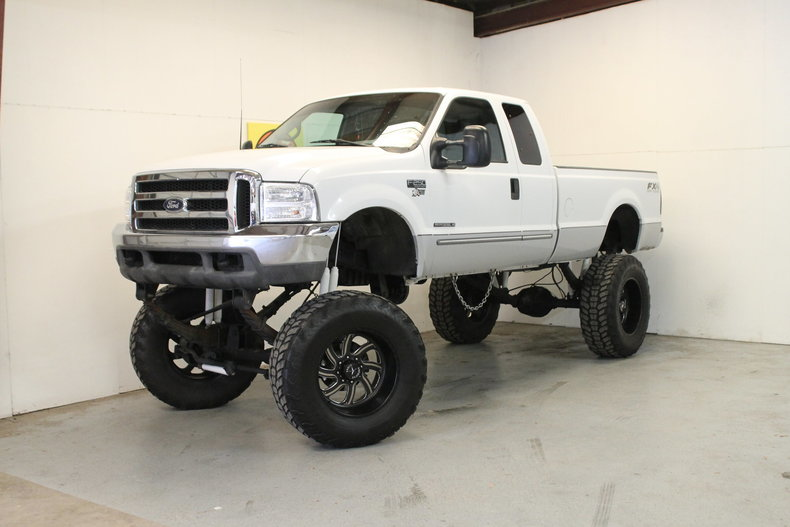 2000 Ford F250sd