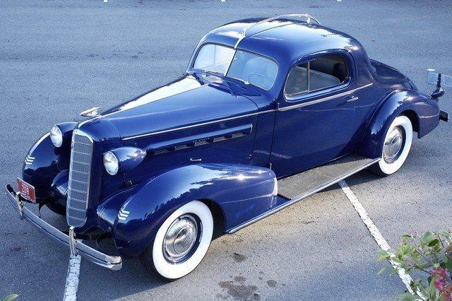 1936 Cadillac LA SALLE