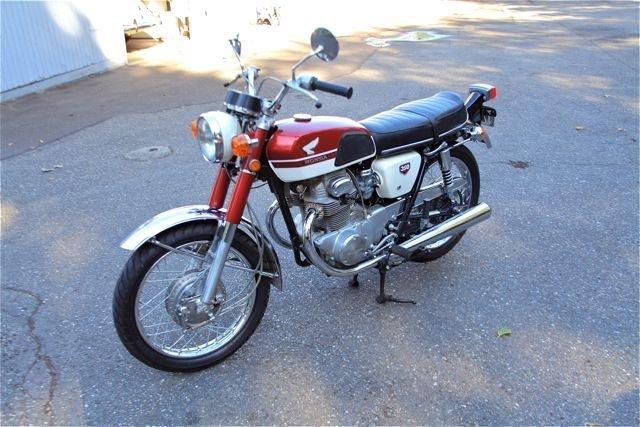 1970 Honda CB