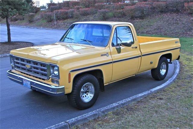 1978 Chevrolet Scottsdale