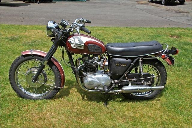 1972 Triumph T