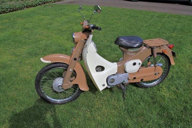 1966 Honda CUB