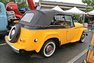 1950 Willys OVERLAND