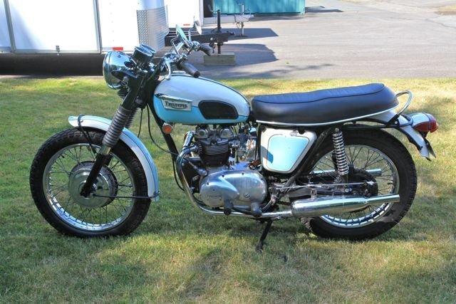 1970 Triumph Daytona
