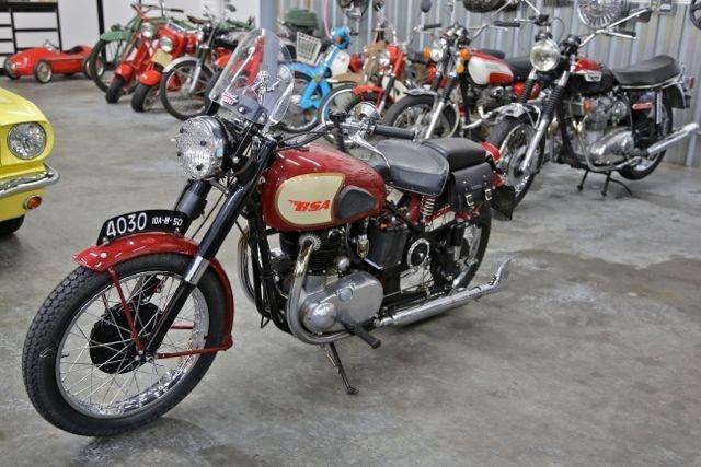 1950 BSA GOLEN